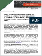Decreto Sanzioni Detentori HCFC Antincendio