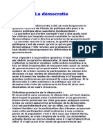 La Démocratie Agadir