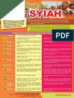 Poster Syiah - Fatwa Dan Perbezaannya Dengan Aswj