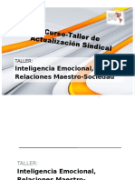 Inteligenciaemocional Relacionesmaestro Sociedad