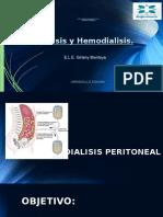 Dialisis y Hemodialisis