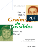 Rabhi, Pierre - Graines de Possibles