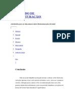 Reestruturação Textual
