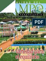 CAMPO - AÑO 16 - NUMERO 186 - DICIEMBRE 2016 - PARAGUAY - PORTALGUARANI