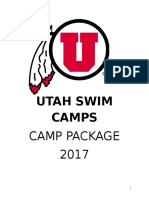 2017 Camp Package