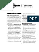 Guía de Estudio 4 - Organización de la producción