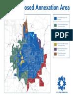 Bloomington Annexation Proposal