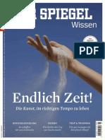 Der Spiegel - Wissen 03-2016