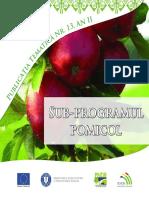 Subprogramul pomicol