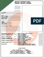 RDF Service Dossier