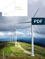 Valuing Wind Farm Assets April 2016