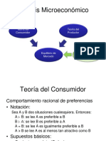 Teoria Consumidor