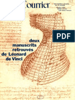Carnets Leonard de Vinci
