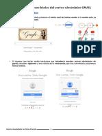 Monografico del uso basico del correo electronico GMAIL