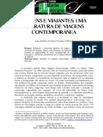 Luiz A. C. Romano, Viagens e viajantes, uma literatura de viagens contemporanea.pdf