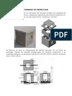 Camaras de Inspeccion obras hidraulicas en ingenieria Unsaac