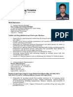 Updated Curriculum Vitae - Carlo Ocasion1