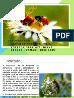 Polinización - Ecosistemas Terrestres y Marítimos