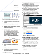 COLLOIDSconcise Notes Opt
