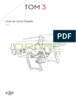 Manual DJI Phantom 3 Advanced PT-BR