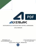 ADIBAK - Catalogo_2016