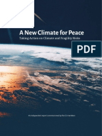 A New Climate for Peace