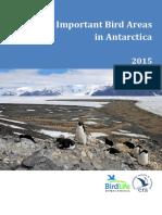 Important Bird Areas in Antarctica 2015 v5