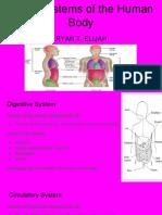 elijah ryan humanbodysystemsproject