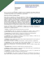 Resumen Elaboracion de Pruebas 060210