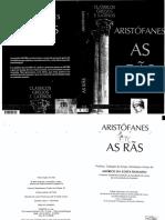 Aristófanes - As Rãs