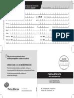 Ficha de Prospeção - Gráfica