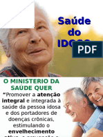 SAUDE DO IDOSO - CRAS CENTRAL SARANDI.ppt