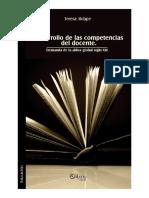desarrollo de las competencias docentes.pdf