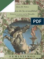 Alicia H. Puleo-Dialéctica de la sexualidad. Género y sexo en la filosofía contemporánea