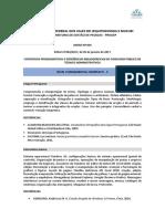 Conteudo Programatico Concurso UFVJM