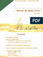 Manejo de Aguas Grises - Jacinto Buenfil