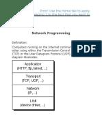 Network Programming-C#