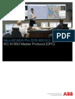 SYS600_IEC 61850 Master Protocol OPC_756632_ENb