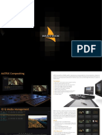 Matrix Compositing Brochure