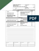QC-MT-008 - Inspección Del Pre-llenado, Llenado y Post-llenado