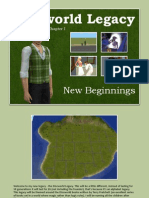 Chapter 1 - New Beginnings
