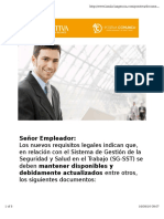 Requisitos SG_seguridad Trabajo