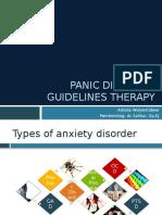 Journal Reading (Panic Disorder)