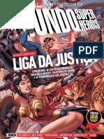 Mundo Dos Super-Heróis - Edição 85 (Janeiro 2017)
