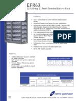 Efr63 Cut Sheet