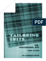 Tailoring Suits the Professional Way by Poulin