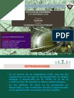 Construccion de Tunel