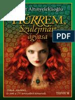 Demet Altınyeleklioğlu - Hürrem, _Szulejmán Ágyasa (Hürrem 1.)