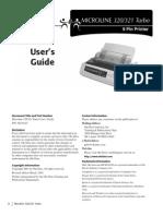 Okidata 320 Turbo User's Manual