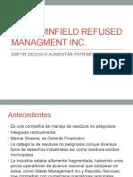 Caso Winfield Refused Managment Inc